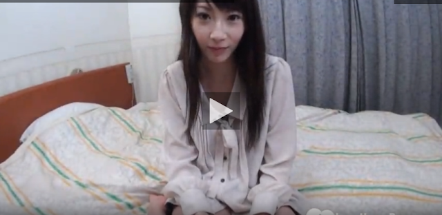 Hot Asian moans while fingered