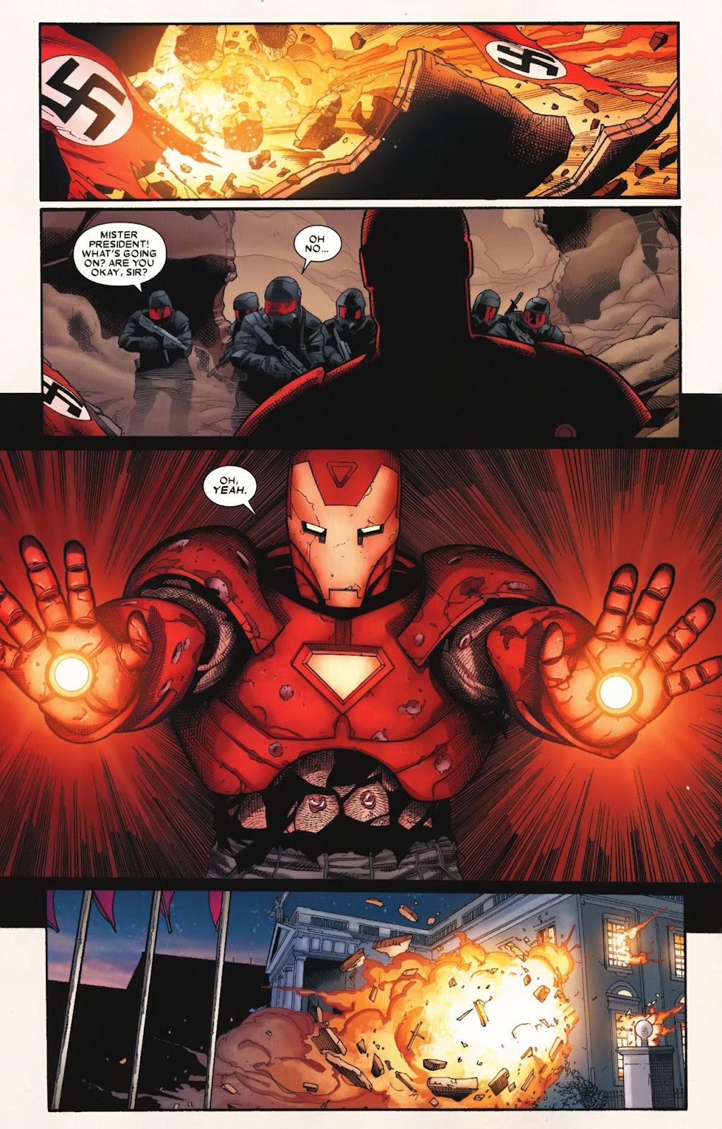 Read online Wolverine (2003) comic -  Issue #72 - 18