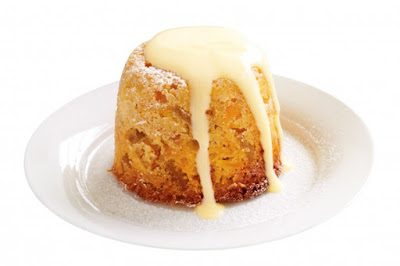 Golden Grand Marnier puddings  desserts recipes