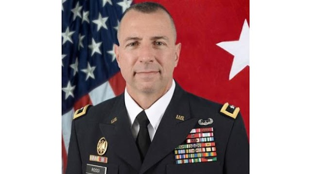 US Army: Two-star major general committed suicide at Alabama base