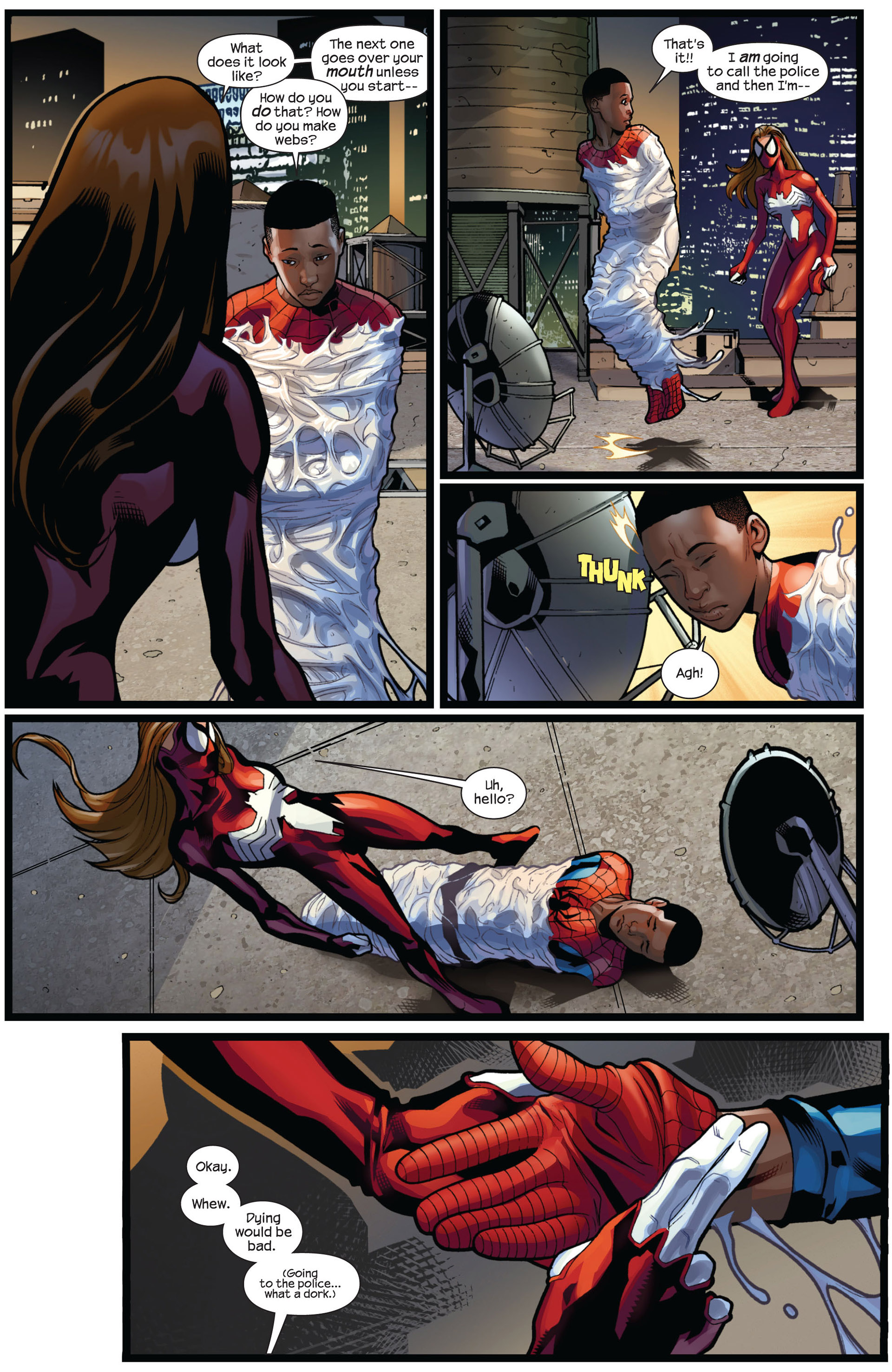 Read online Ultimate Comics Spider-Man (2011) comic -  Issue #5 - 5