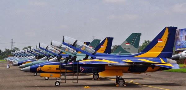 TNI akan Tempatkan Pesawat Tempur di Biak