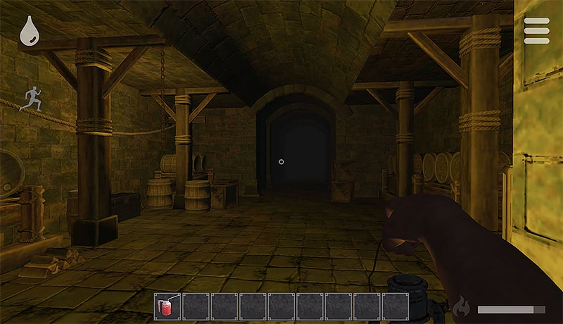 تحميل لعبة Vitas castle of horror للاندرويد