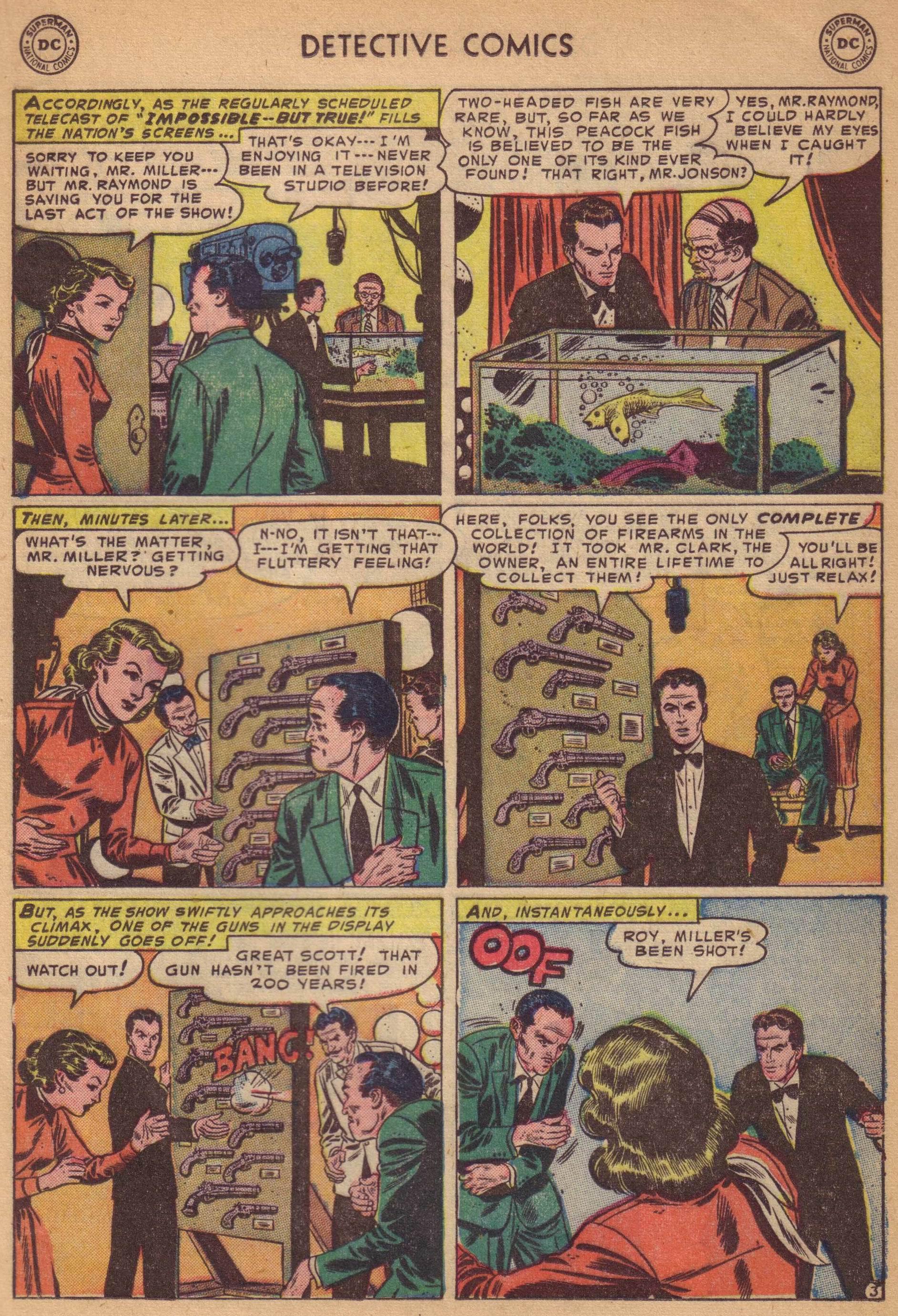 Read online Detective Comics (1937) comic -  Issue #197 - 19
