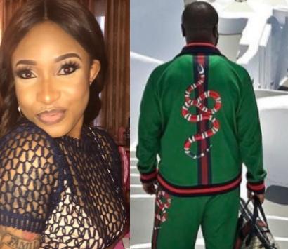 Nollywood Actress, Tonto Dikeh Celebrates Hushpuppi On His Birthday Amidst Dating Rumours.