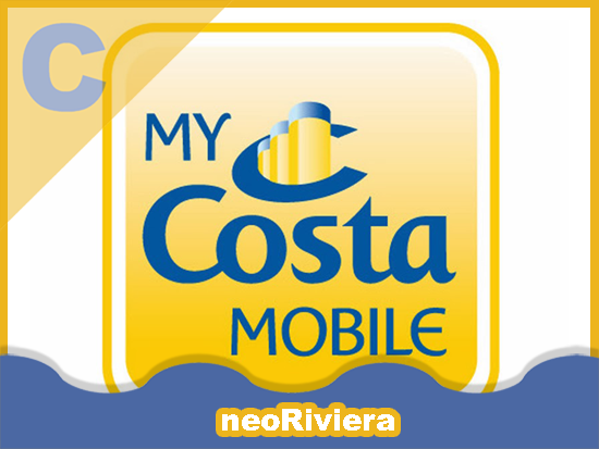 COSTA CRUCEROS - Costa neoCollection - Costa neoRiviera - My Costa Mobile