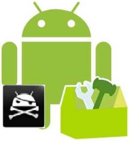 Cara Hack atau Root HP Android Mudah Tanpa PC