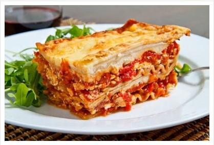Resep Lasagna