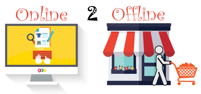 What Is Online-To-Offline (O2O) Business?-Pumpkart.com