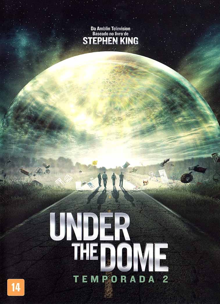 Under The Dome 2ª Temporada Torrent – BluRay 720p Dublado (2014)