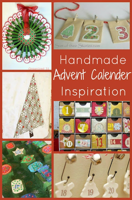 14 home made advent calender ideas