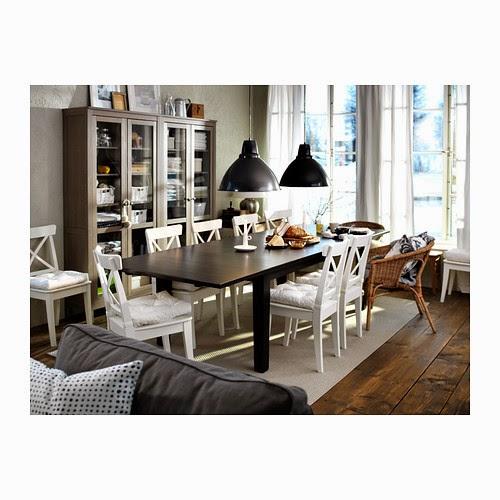 home sweet home st do jadalni inspiracja ikea. Black Bedroom Furniture Sets. Home Design Ideas