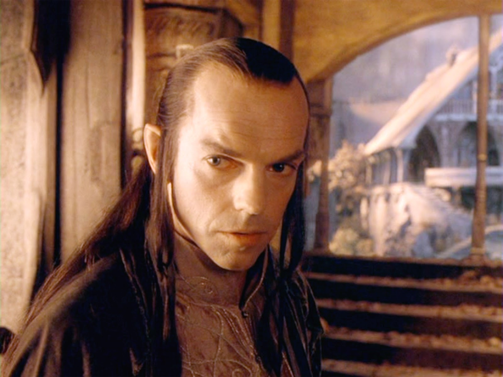 The Many Faces of Hugo Weaving (Mini) Quiz - By mpoole793
