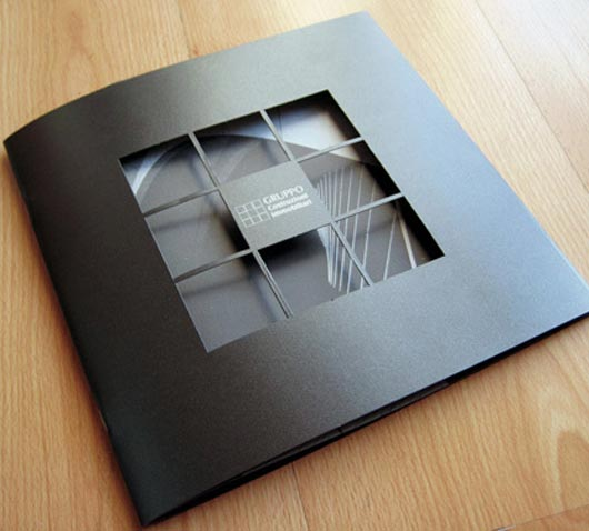 Corporate Book Cover Design Inspiration : Inspirational company profile designs jayce o yesta