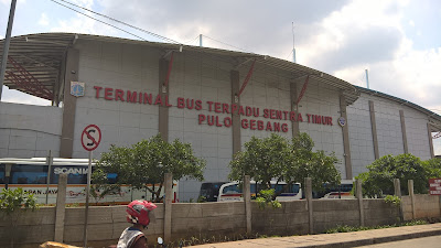 Terminal Bus Terpadu Sentra Timur Pulo Gebang