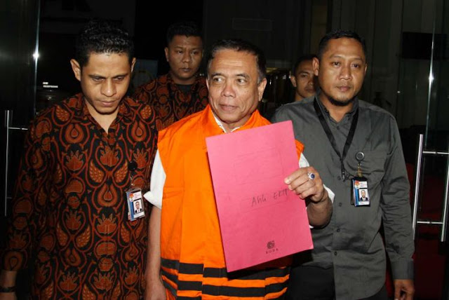 Gubernur NAD dan Bupati Ditangkap KPK - FPI Aceh Wacanakan Qanun, Potong Tangan