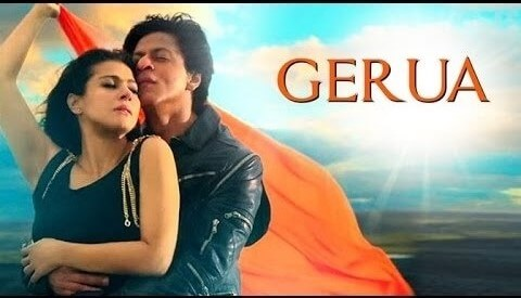 Gerua Guitar TABS Shah Rukh Khan, Kajol, , Varun Dhawan, Kriti Sanon | Dilwale
