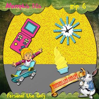 Memphis 80s #6