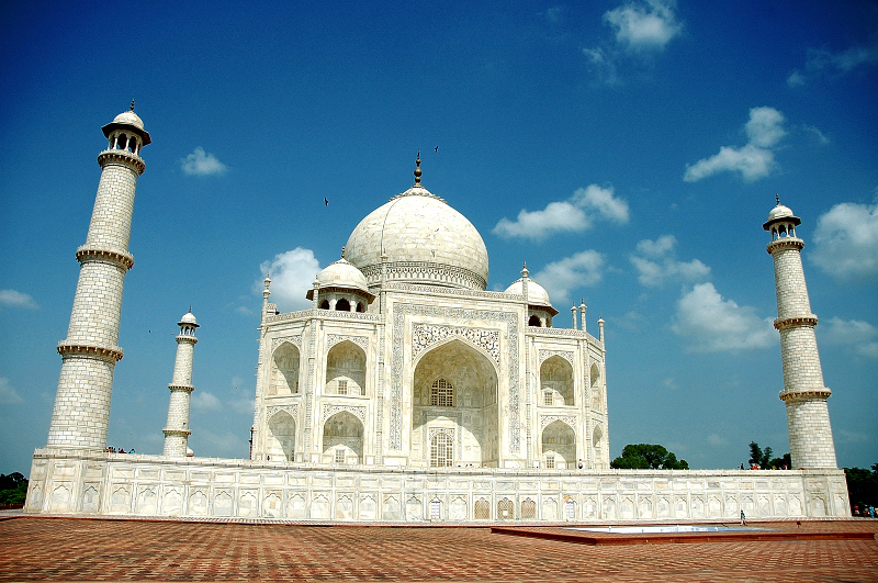 Trip to Agra - the City of Taj