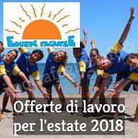 offerte di lavoro nei villaggi turistici equipe vacanze per l'estate 2018