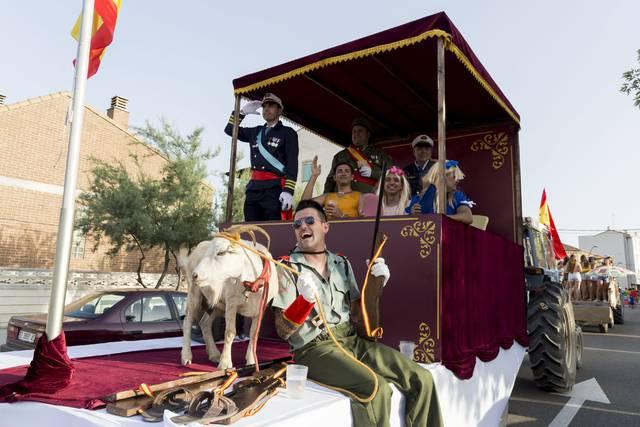 Foto Heraldo: Los Legionarios se alzan con el primer premio