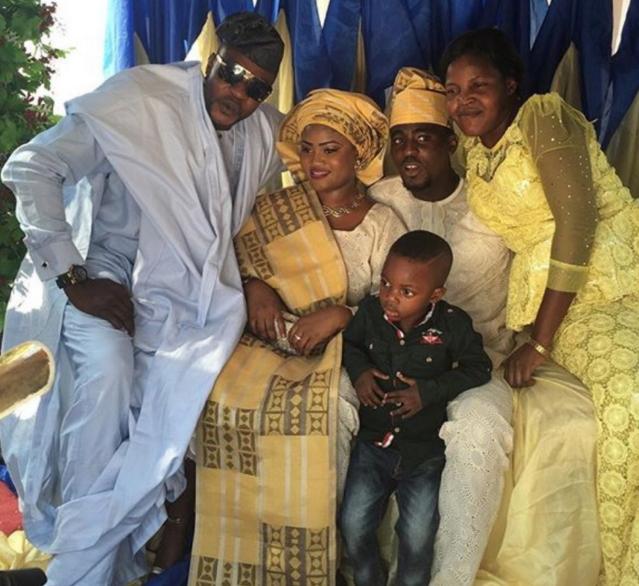 odunlade adekola wedding tunde owokoniran