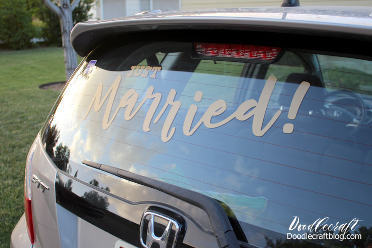 Doodlecraft Cricut Explore Air Questions Answers - How to make car decals with cricut explore