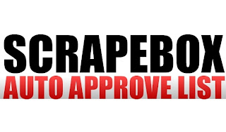 Scrapebox Auto Approve List