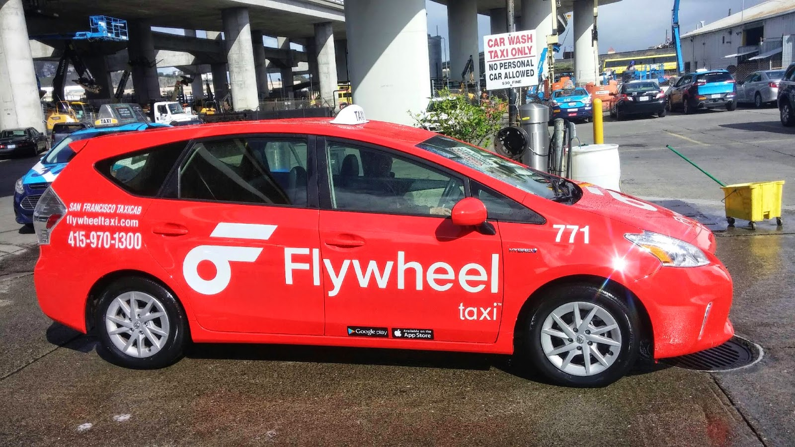 The Phantom Cab Driver Phites Back: Thoughts on Flywheel/Desoto