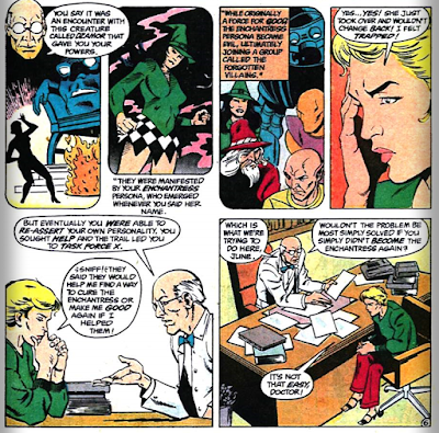panels from Suicide Squad v1 #5 (1987). Property of DC comics.