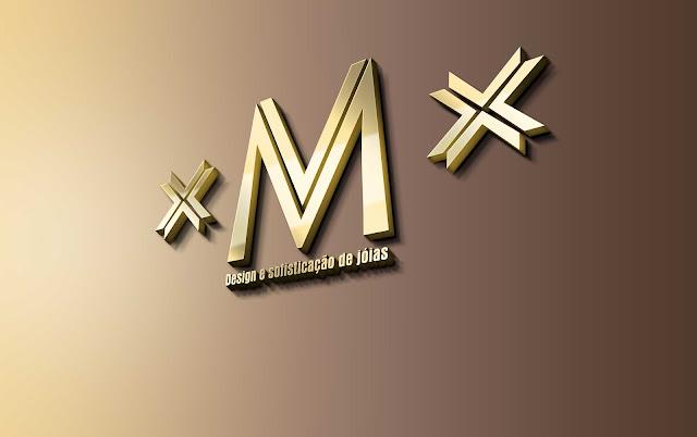 Logo MV Brutos e folheados