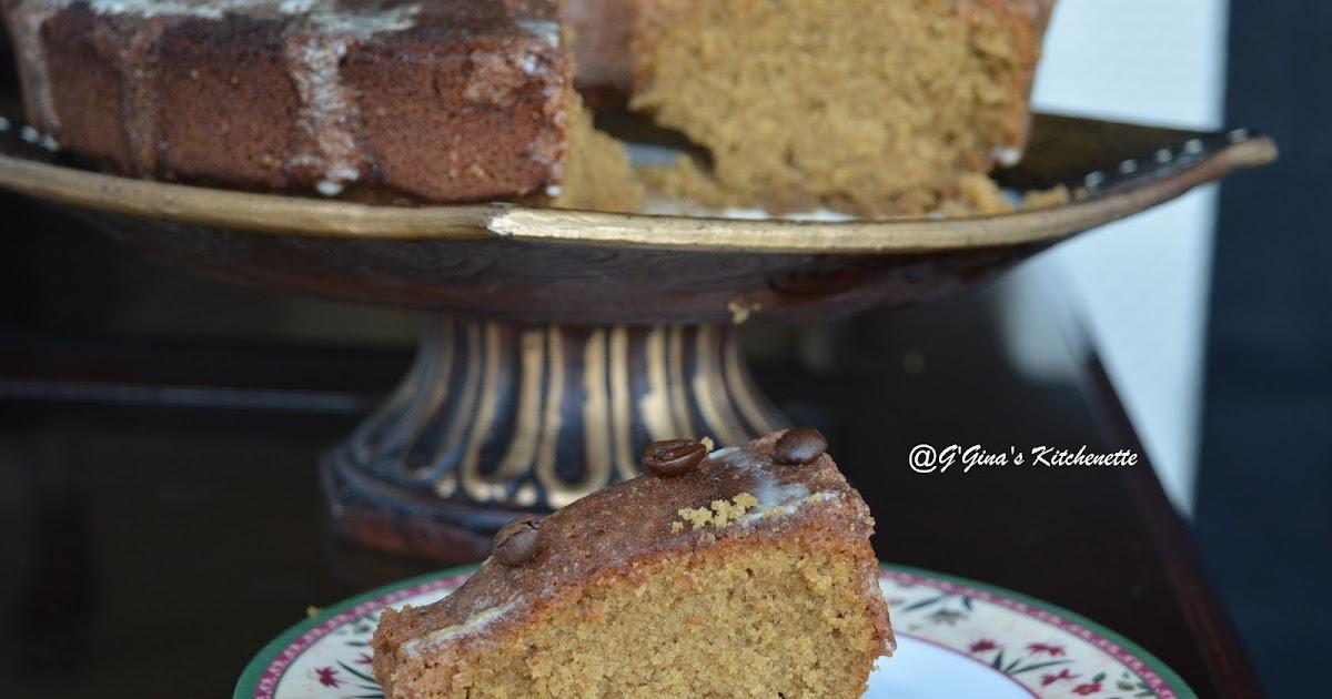Recipes Cappuccino Cake