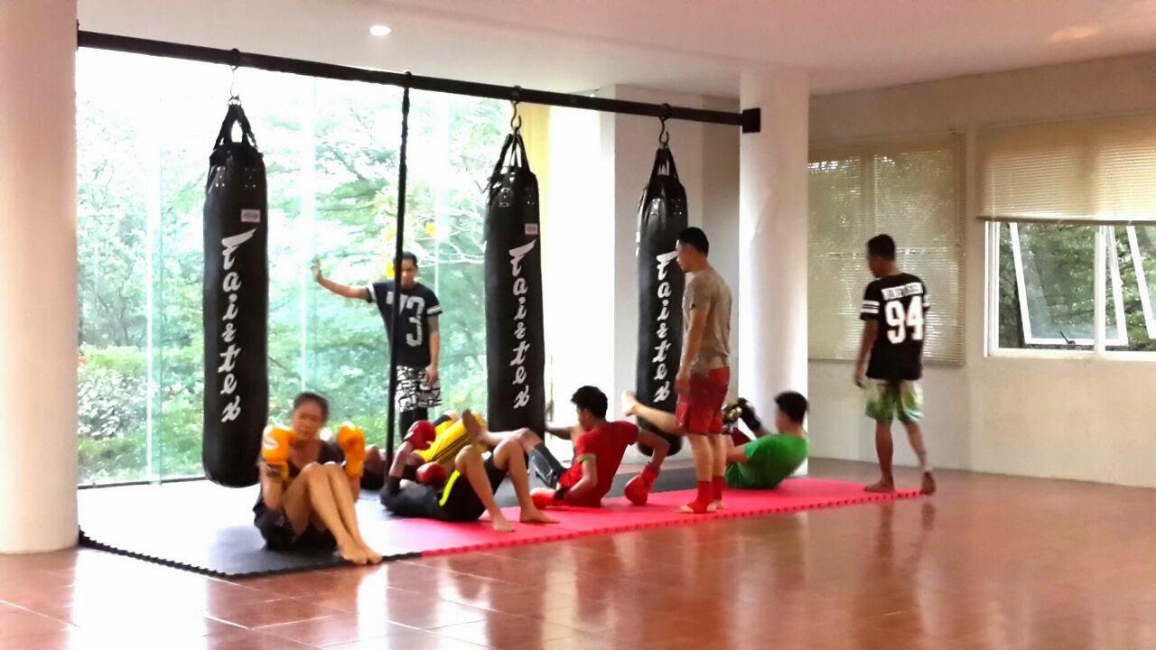Latihan Muay Thai Bekasi
