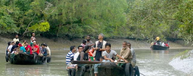 Sunderbans Bangladesh Wildlife Sanctuary, Sundarbans National Park