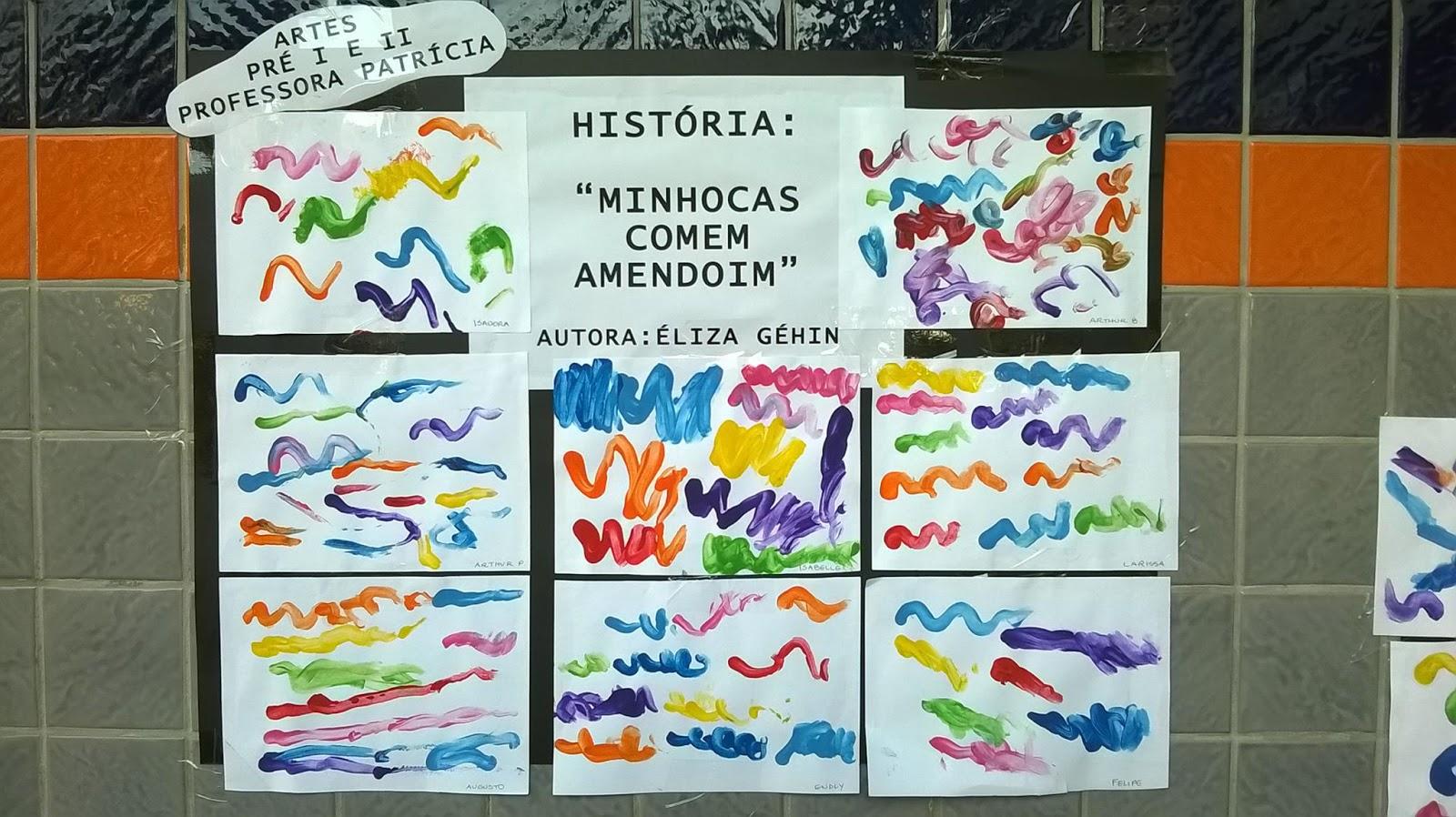 Preferência Escola Primo Vacchi: Artes na Educação Infantil LX65