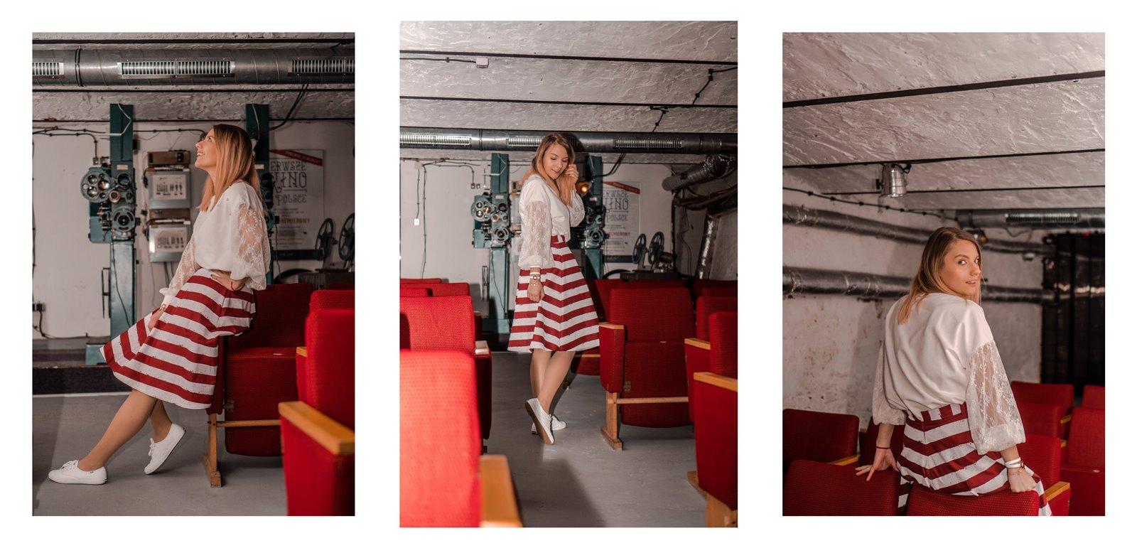 9a Skirt story spódnice szyte na miarę krawiectwo krawcowa online pomysł na prezent dla żony narzeczonej mamy szycie spódnic kraków łódź stylowe hotele stare kino w łodzi opinie recenzje pokoje gdzie się zatrzymać