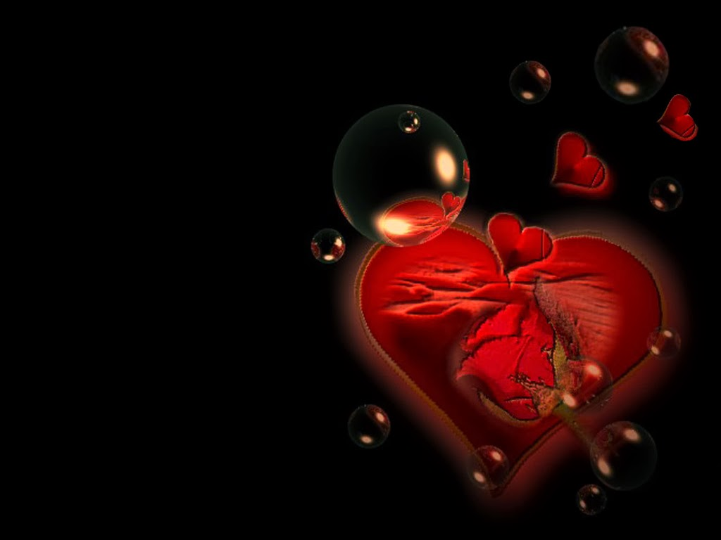 3d Heart Love Wallpapers 4852 Wallpaper: Beautiful Wallpapers: Download True Love Wallpapers For IPhone