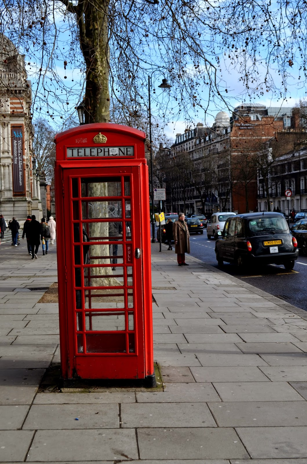 Keep calm and go to London- West End cz. I