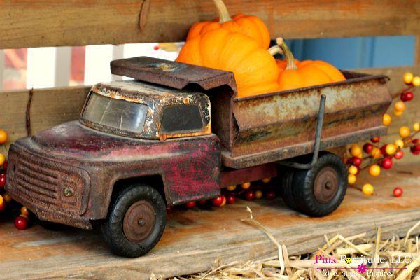 junkin' pumpkins