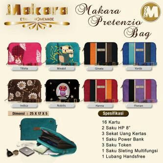Makara Pretazio Bag Organizer