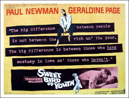 """Sweet Bird of Youth"" (1962)"