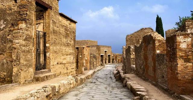 Pompeya y la antigua Roma