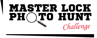 masterlock photo hunt logo