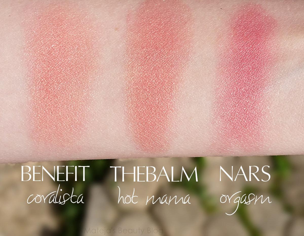 Blush hot mama da the balm Thebalm Hot Mama Shadow Blush Mateja S Beauty Blog