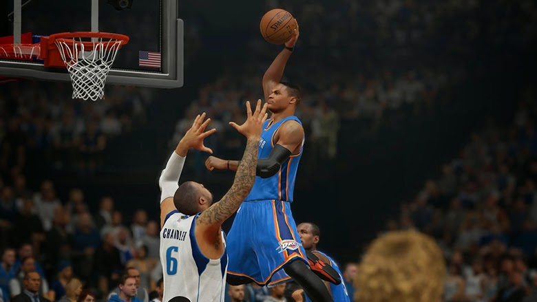 NBA 2K15 Roster Update 12/28/14
