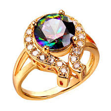 Cincin Emas single | CK-04