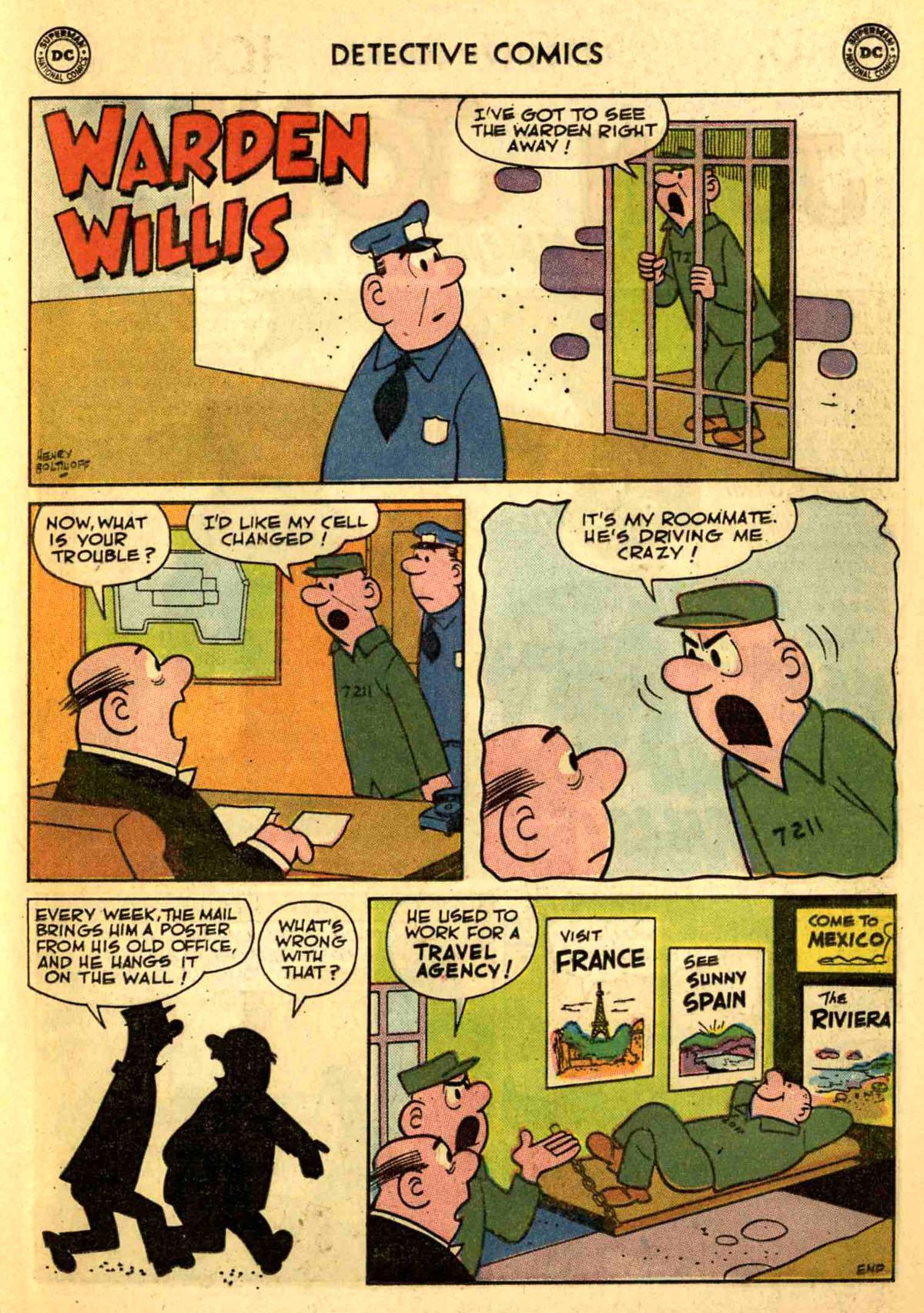 Detective Comics (1937) 285 Page 24