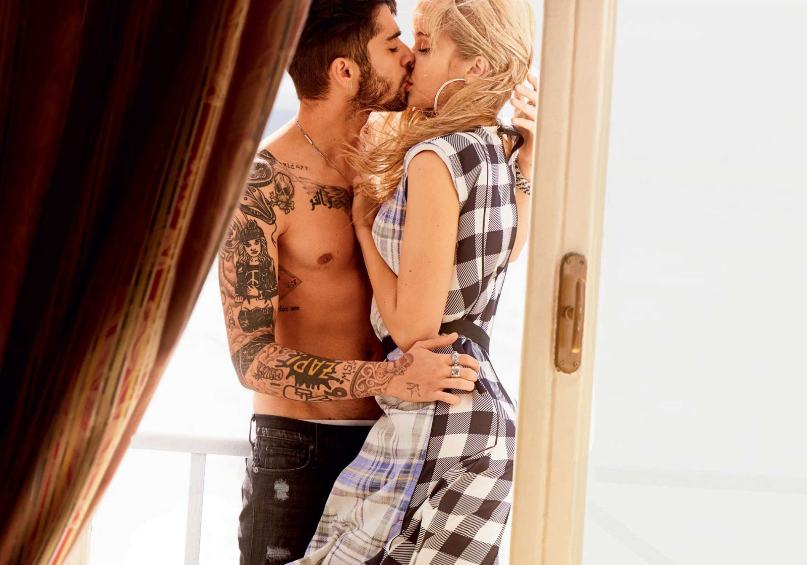Zayn Malik & Gigi Hadid siguen juntos