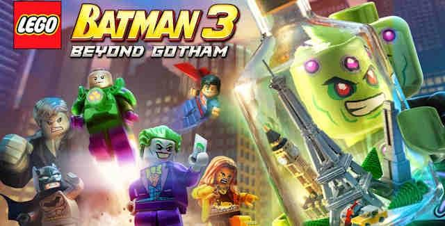 lego batman 3 character grid - photo #23