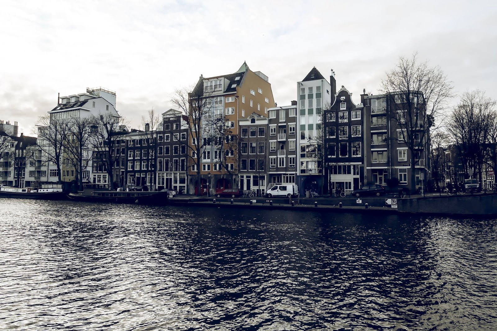 How to spend three nights in Amsterdam UK blogger Lucy Love